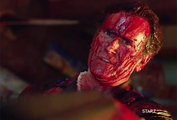 """Ash vs. Evil Dead: Pogledajte necenzurisan trailer """"Suviše krvav za Comic-Con"""""""