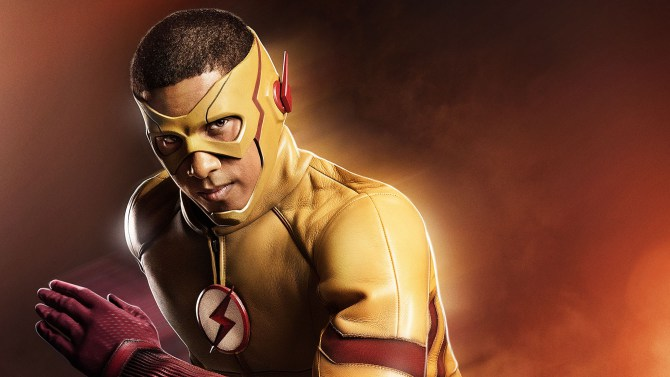 Kako će izgledati Kid Flash u trećoj sezoni serije The Flash