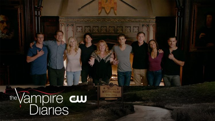 'The Vampire Diaries' se završava sa osmom sezonom