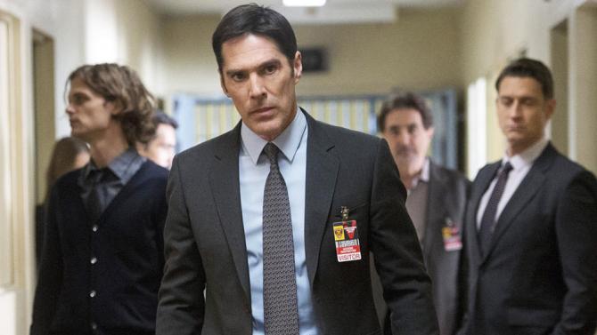 Producenti otpustili Tomasa Gibsona iz serije 'Zločinački umovi' (Criminal Minds)