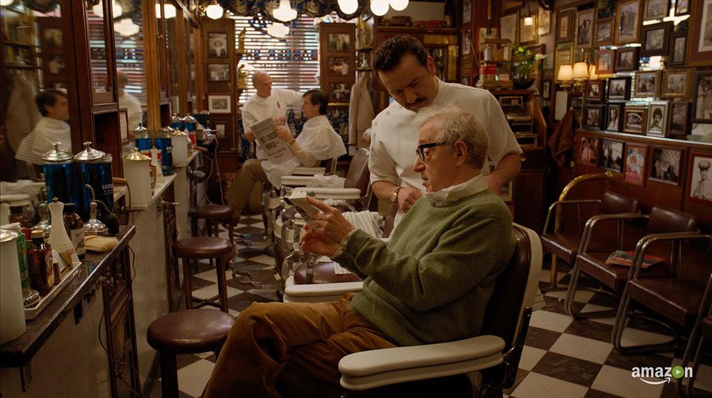 Prvi pogled na seriju 'Kriza u šest scena' (Crisis In Six Scenes): Vudi Alen definitivno nije Džejms Din