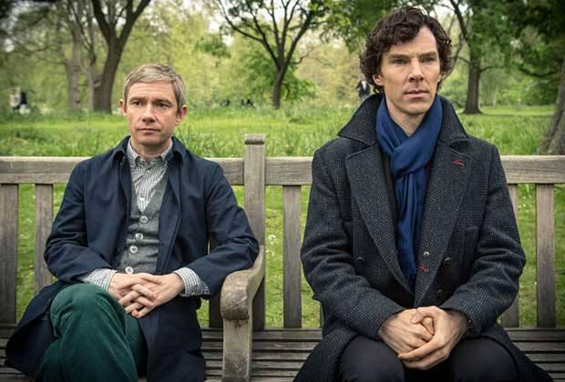 Benedikt Kamberbač: Serija 'Šerlok' će se možda završiti nakon četvrte sezone