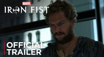 Prvi zvanični trejler za seriju 'Marvel's Iron Fist'