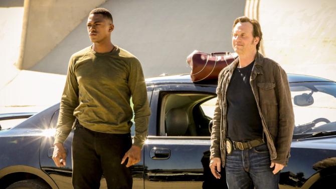 CBS planira posvetu Bilu Pekstonu u sledećoj epizodi serije Training Day
