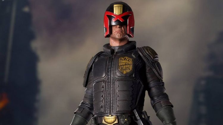 Serija Sudija Dred (Judge Dredd): Mega-City One 'u razvoju'